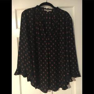 Loft XL floral shirt